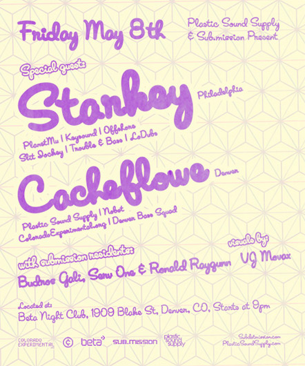 Cache Stacks and Queues CD release party with Starkey